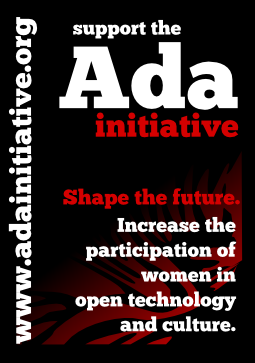 The Ada Initiative: quarter page ad block